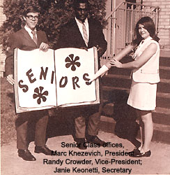 [1970 Class Officers]