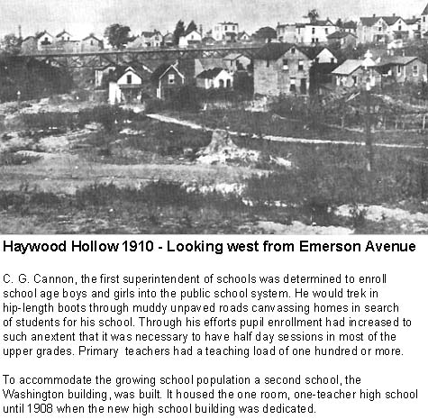 [Haywood Hollow - 1910]